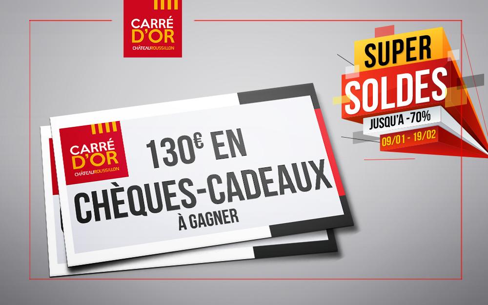 Jeu Concours Soldes 2019