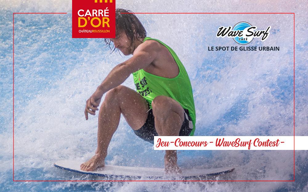 Jeu Concours WaveSurf Contest 2019
