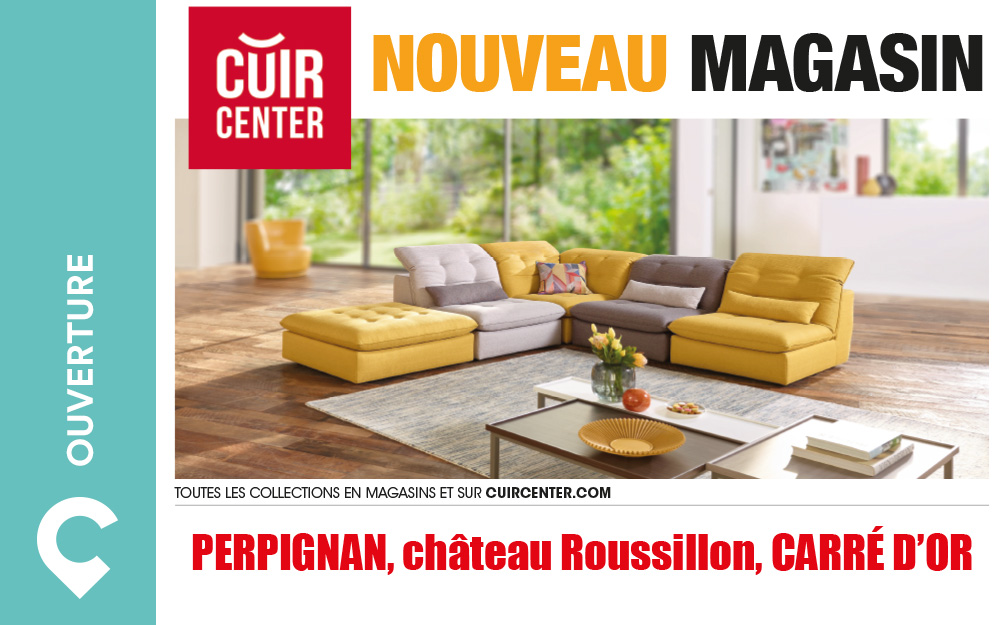 Ouverture Cuir Center Carre D Or