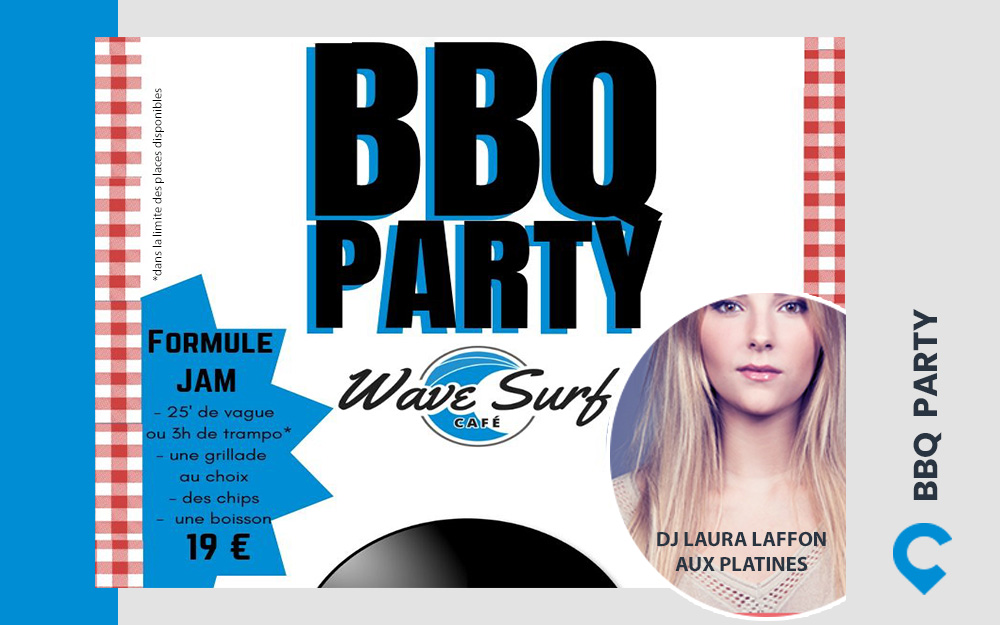 BBQ PARTY !