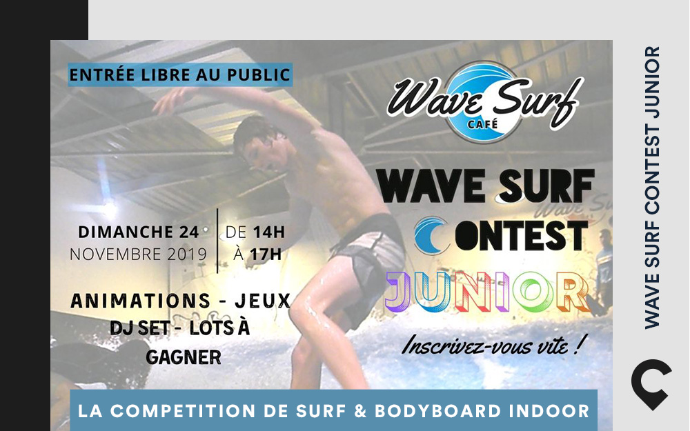 Wave Surf Contest