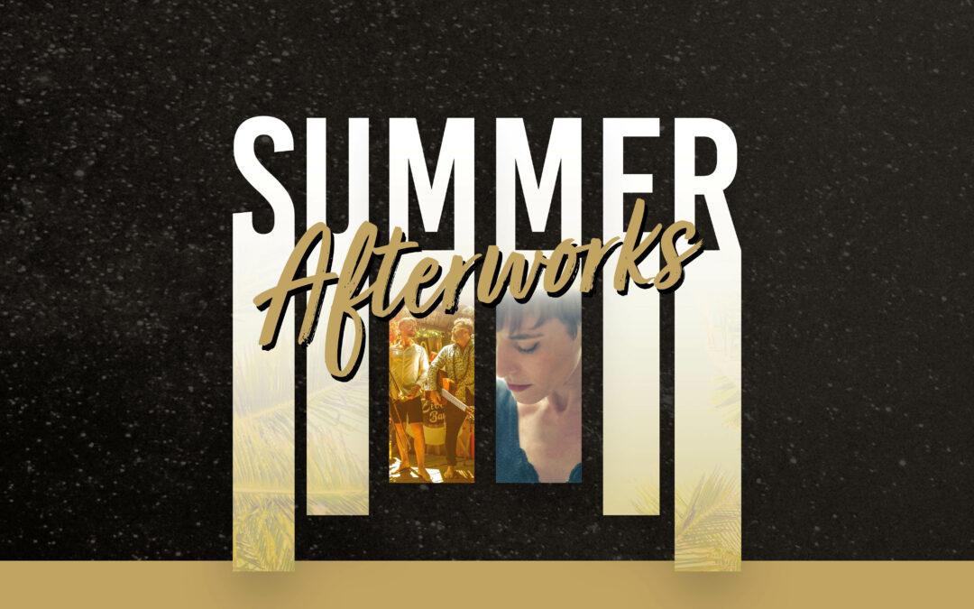 Summer Afterworks à Carré d'or
